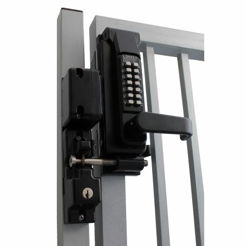 Lockey USA SUMO Surface Mounted Mechanical Code Keyless Entry Gate Lock