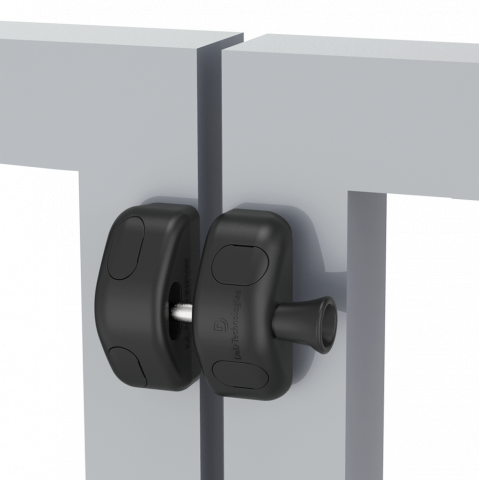 D&D Technologies Magna-Latch Side Pull, Magnetic Child Resistant Latches