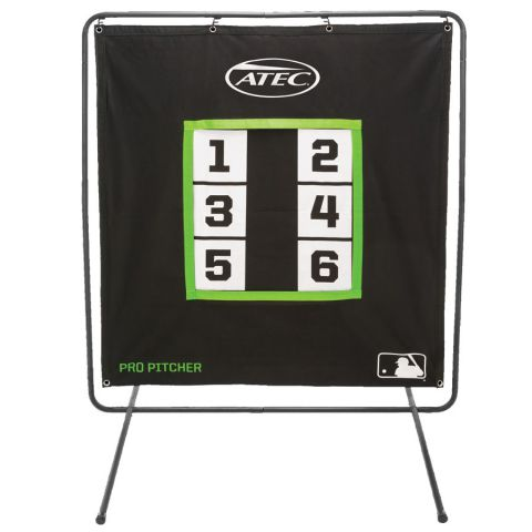 ATEC Pitchers Practice Screen with Frame