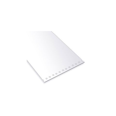Chase Doors Bulk Rolled PVC Strips - Standard Clear Material