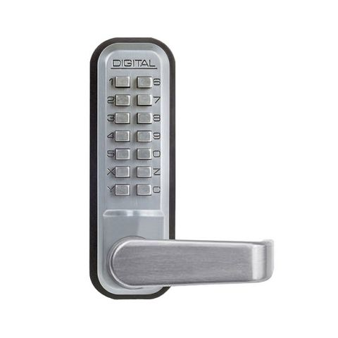 Keyless Security Locks For Gates And Doors Hoover Fence Co