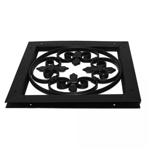 OZCO Building Products Gate Accent Scroll