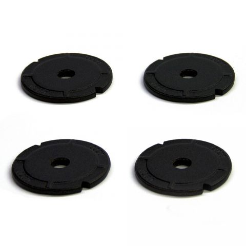 OZCO Building Products HD Timber Bolt Washer - Pack of 4