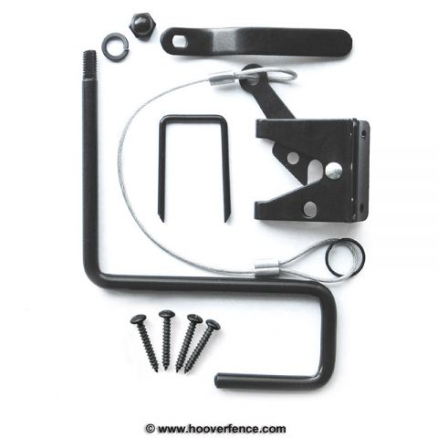 Nationwide Industries All Purpose Gate Latch Sets for Wood Gates