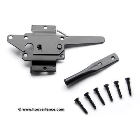 Nationwide Industries Standard Post Latch Sets for Wood Gates