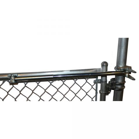 "Lockey USA Chain Link Fence Mounting Kit for Lockey Gate Closers - Post Size: 2"" - 2-7/8"""