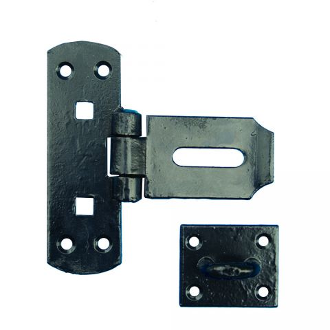 "Snug Cottage Hardware Heavy Duty ""T"" Hasp & Staple"