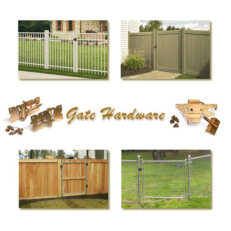 Gate Hardware Hoover Fence Co