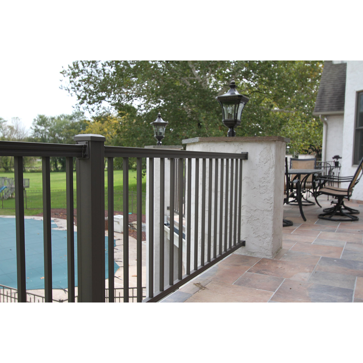 Key Link American Railing Sections Hoover Fence Co