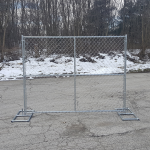 Hoover Fence Chain Link Temporary Fence Panels (CL-TEMP-PANEL)