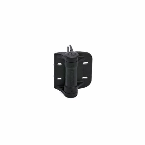 D&D Technologies Tru-Close Heavy Duty - Round Post Hinges, Pair