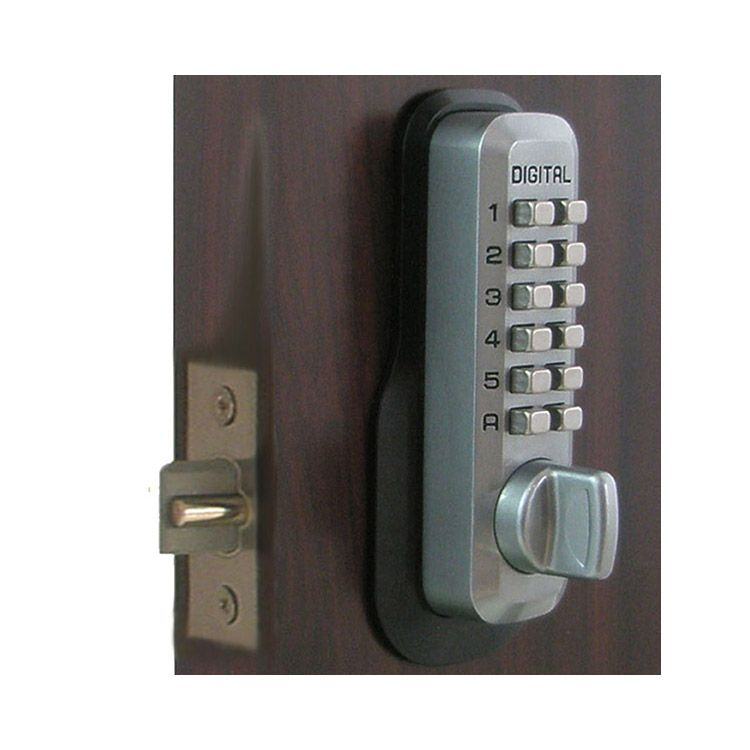 Lockey USA Keyless Deadlocking Spring Latch Lock M230