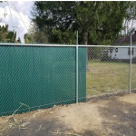 Chain Link Fence Slats - Winged Style (PRIVACY-SLAT-WINGED)