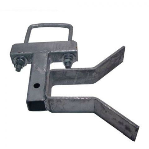 "4"" Square Slide Gate Receiver Latch"
