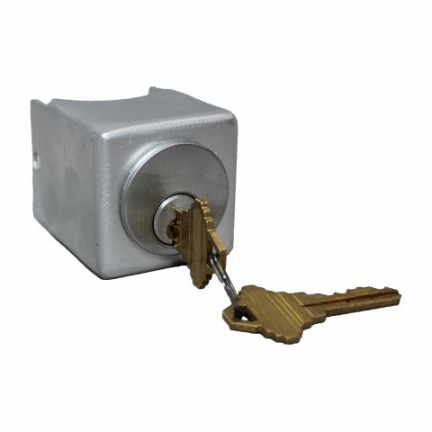 Lockey USA Edge Key Box for Adding Keyed Cylinder
