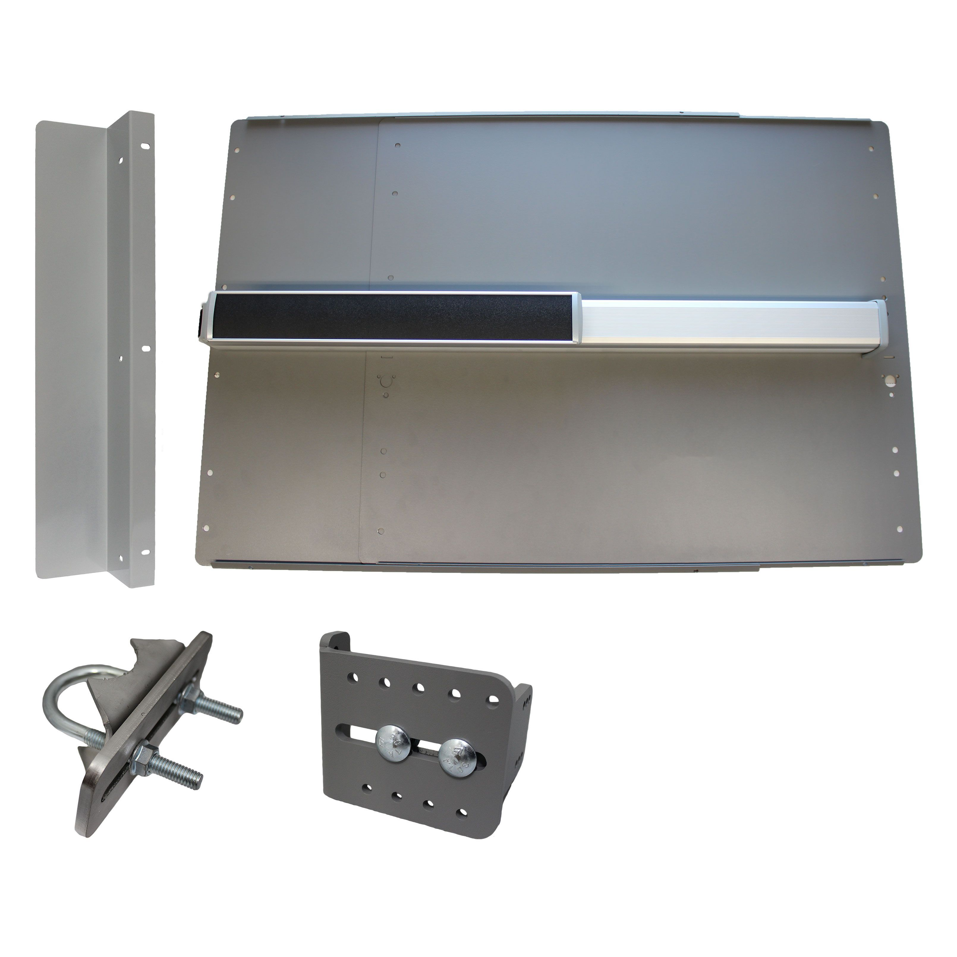 Lockey USA PS-2500 Edge Value Panic Bar Kits for Gates
