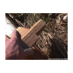 Wood Split Rails - Cedar (W-RAIL-SR-WRC)