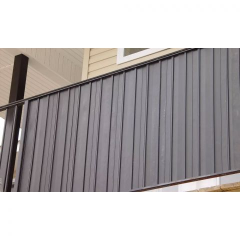 Ornamental Fence Slats