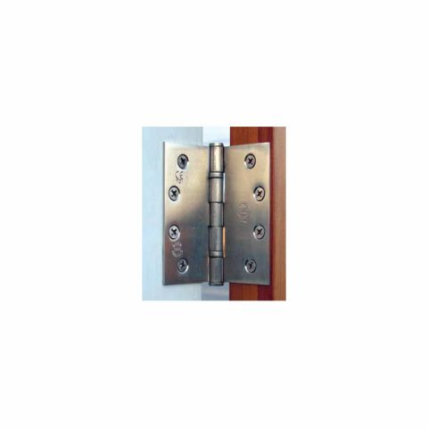Snug Cottage Hardware Stainless Steel Butt Hinges for Wood Gates, Pair