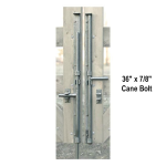 Snug Cottage Hardware Cane Bolts for Wood Gates (5000)