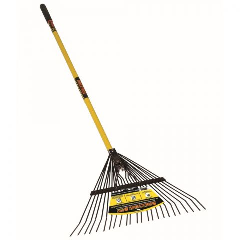 Seymour Structron S600 Power Steel Tine Leaf Rake