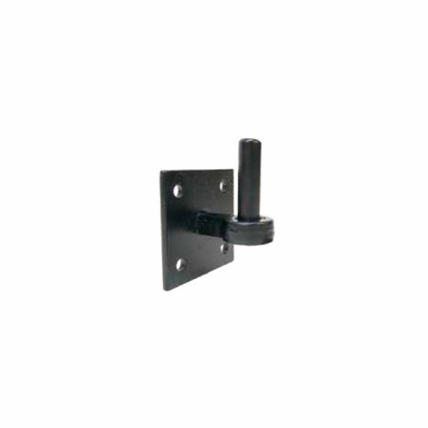 "Snug Cottage Hardware Gate Hangers on 4"" Plates for Wood Gates, Each"