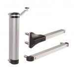 Locinox Lion Compact Hydraulic Gate Closer - Silver