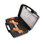 Locinox Drill-Fix Tool Case with Drilling Jig For Lock and Keep