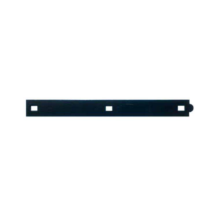 Snug Cottage Hardware Back Plates for Heavy Duty Cranked Strap Hinges for Wood Gates, Pair