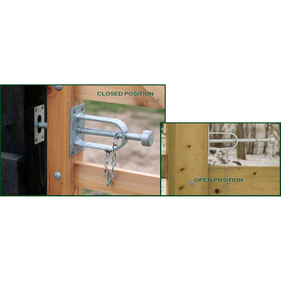 Snug Cottage Hardware Irish Gate Latches For Wood Gates