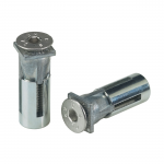 Locinox Quick-Fix Mounting Bolts, Sets of 2