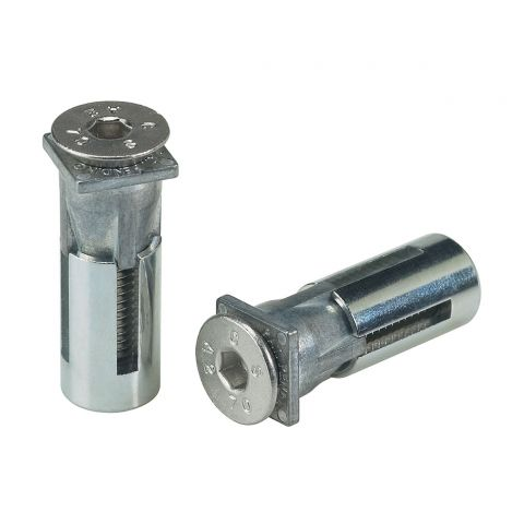 Locinox Quick Fix Mounting Bolts, Sets of 2, SS Bolt