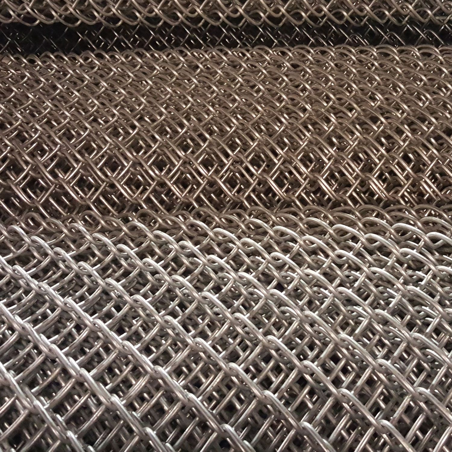 9 Gauge X 1 Chain Link Fence Fabric Aluminum Hoover Fence Co