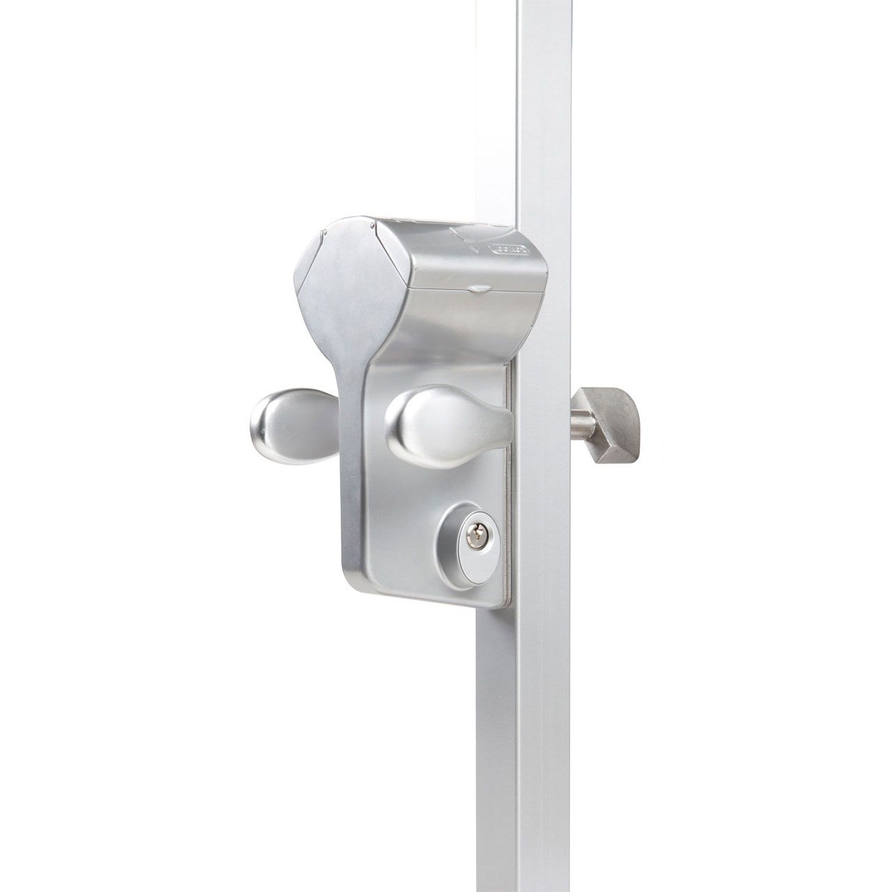 Locinox LLKZV2 Leonardo Mechanical Code Sliding Gate Locks