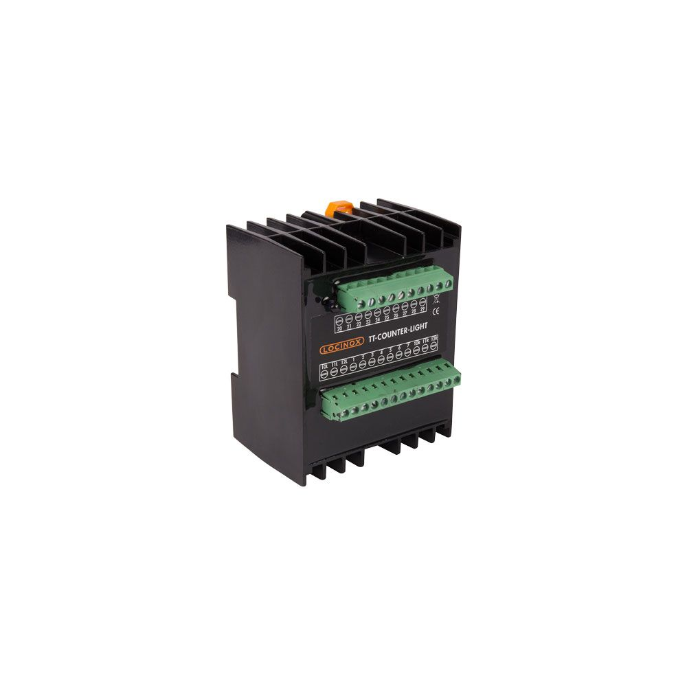 Locinox Counter and Light Module for Turnitec - 110 Volt