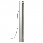 Locinox Electradrop Motorized Electrical Drop Bolt - Silver Finish
