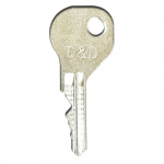D&D Technologies Magna-Latch Series 2 & Lokk-Latch Replacement Keys (MLDUPKEY)
