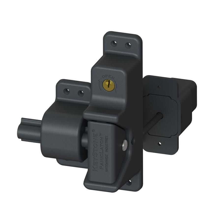Nationwide Industries Keystone Self-Locking PanicLatch