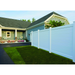 Bufftech Brookline Vinyl Fence Sections (BROOKLINE-S)