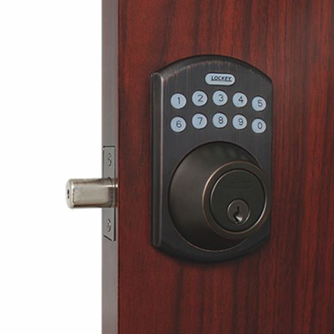 Lockey USA Electronic Keypad Deadbolt Lock