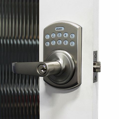Lockey USA Electronic Keypad Lever Lock