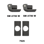 D&D Technologies SureClose Hinge Kit - SM AT90 W (77001214)