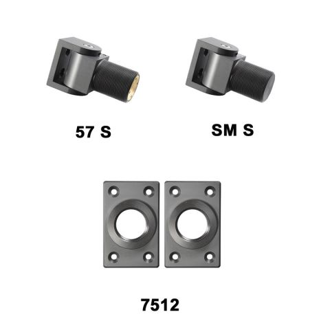 D&D Technologies SureClose Hinge/Closer Kit - 57 S