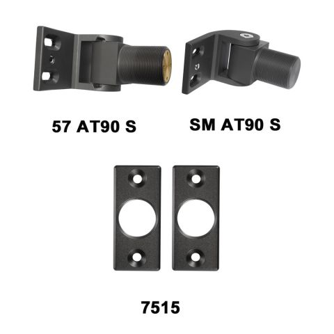 D&D Technologies SureClose Hinge/Closer Kit - 57 AT90 S