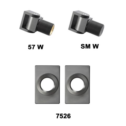 D&D Technologies SureClose Hinge/Closer Kit - 57 W