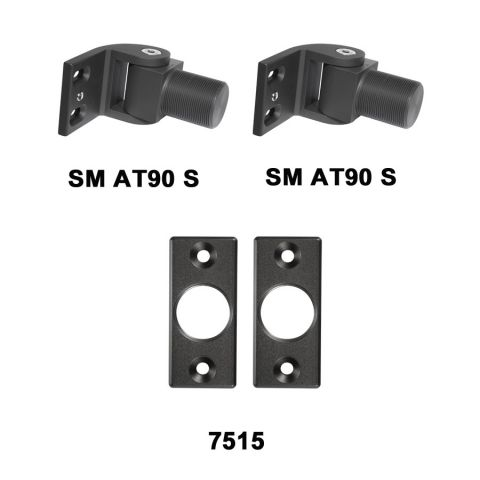 D&D Technologies SureClose Hinge Kit - SM AT90 S