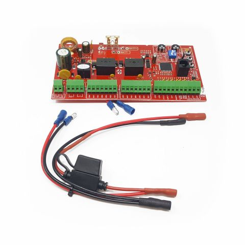 GTO Control Board Replacement