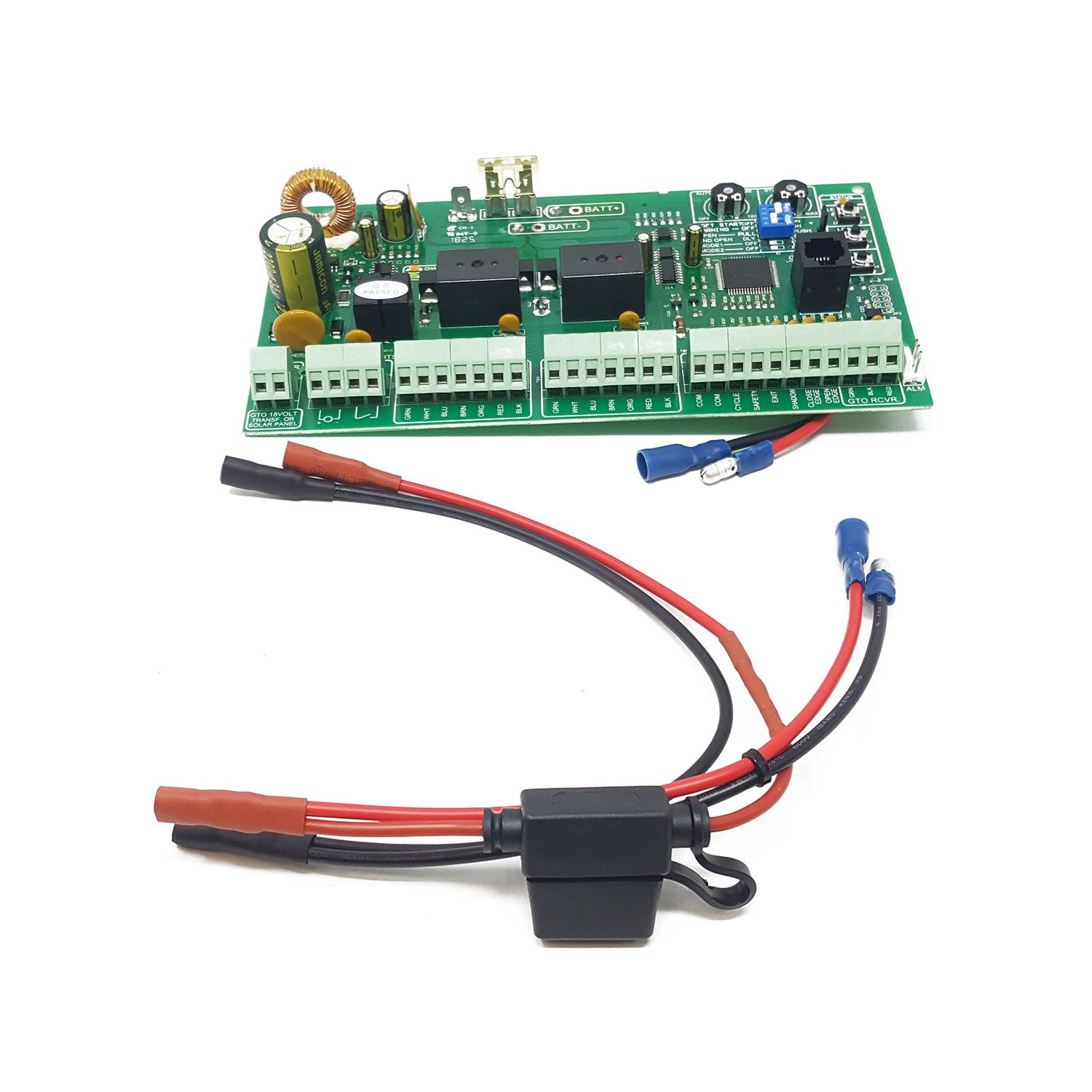 GTO Control Board Replacement - R5211
