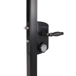 Locinox Surface Mounted 'US' Mortise Cylinder Gate Lock (LUKYJ5)