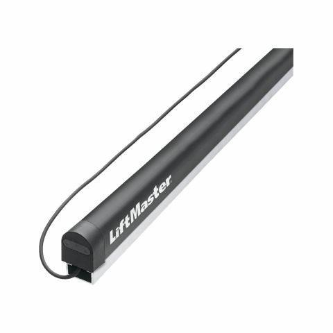 LiftMaster 5 Foot Small Profile Resistive Sensing Edge with Aluminum Mounting Channel